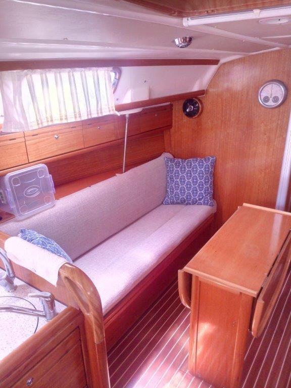 Bavaria 30 Cruiser (Pirilti)  - 8