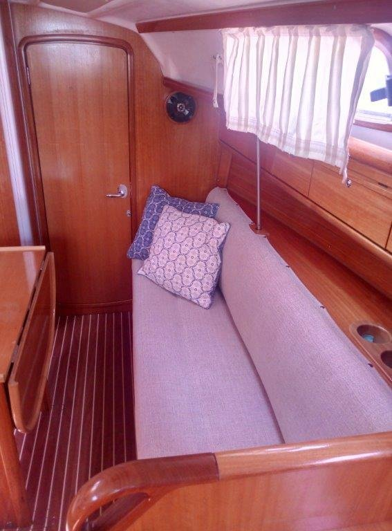 Bavaria 30 Cruiser (Pirilti)  - 9