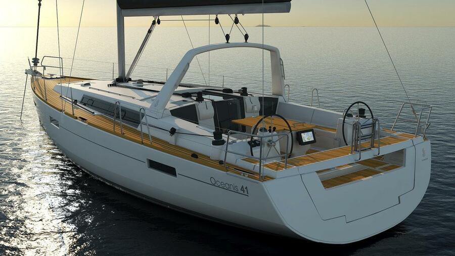 Oceanis 41 (BELLINI )  - 0