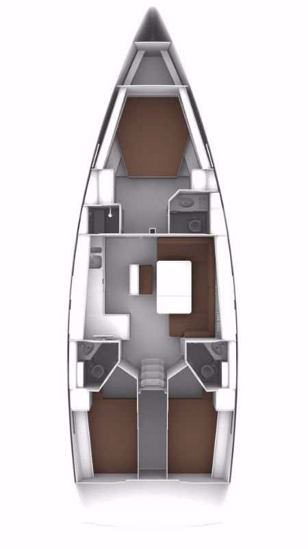 Bavaria Cruiser 46 Style (Hana)  - 7
