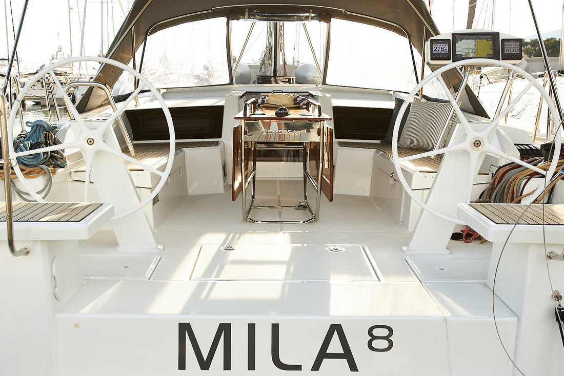Oceanis 46.1 First Line - 5 cab. (Mila 8)  - 2