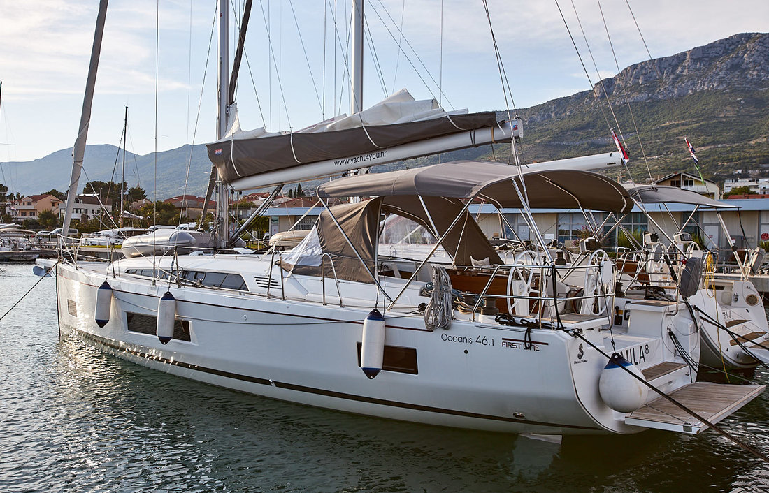 Oceanis 46.1 First Line - 5 cab. (Mila 8)  - 3