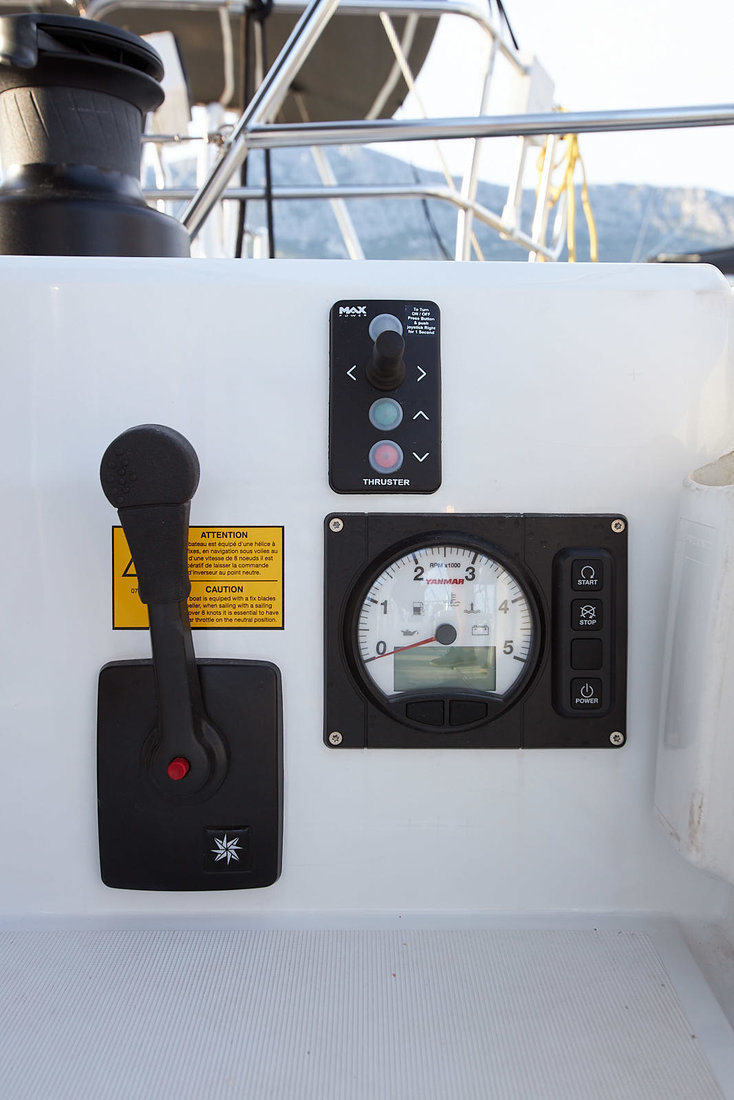 Oceanis 46.1 First Line - 5 cab. (Mila 8)  - 6