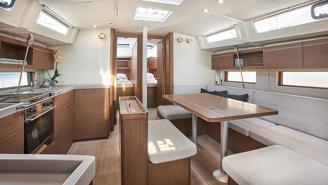 Oceanis 46.1 First Line - 5 cab. (Mila 8)  - 8
