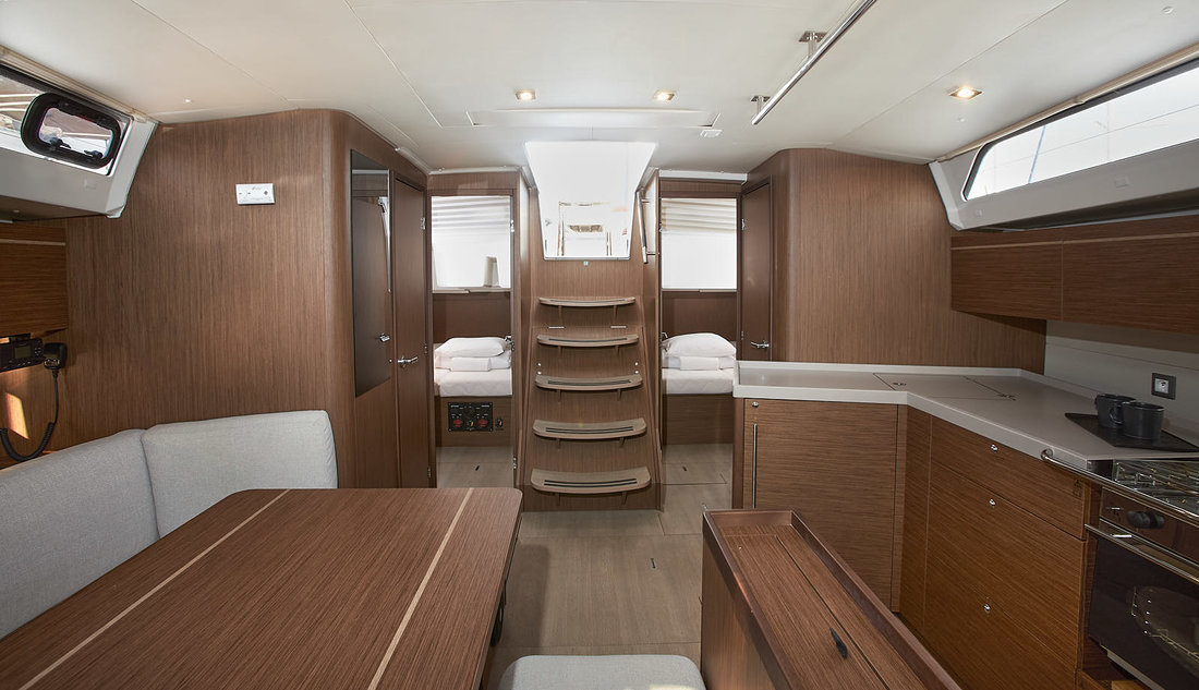 Oceanis 46.1 First Line - 5 cab. (Mila 8)  - 9