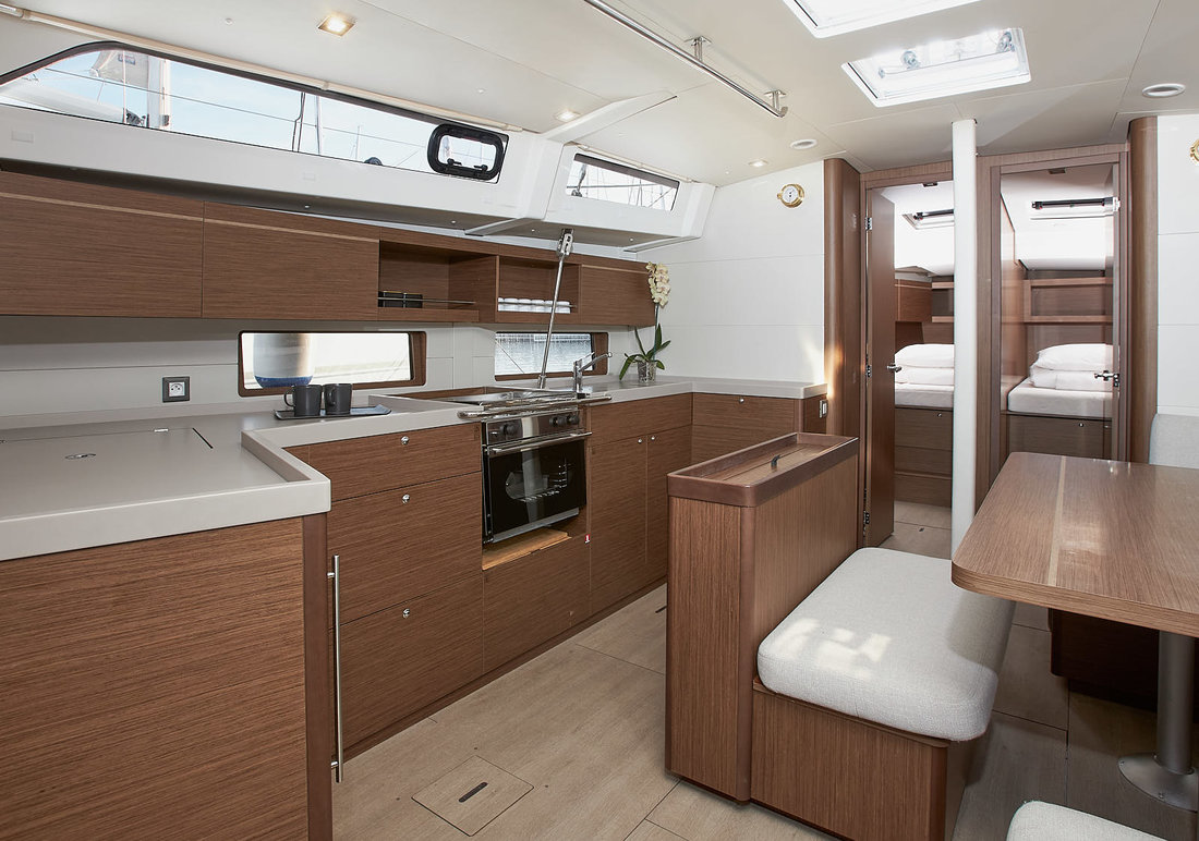 Oceanis 46.1 First Line - 5 cab. (Mila 8)  - 10
