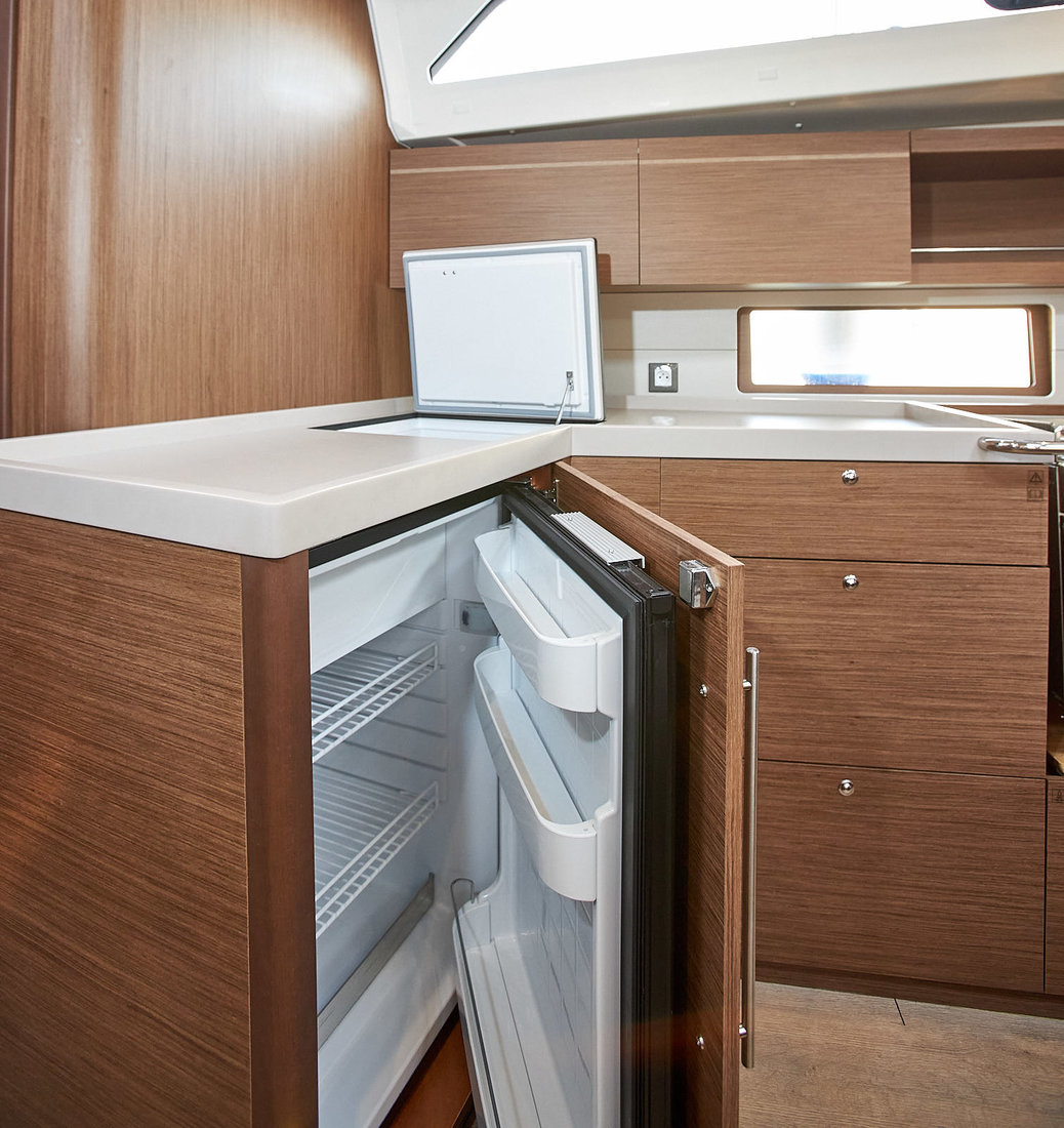Oceanis 46.1 First Line - 5 cab. (Mila 8)  - 11