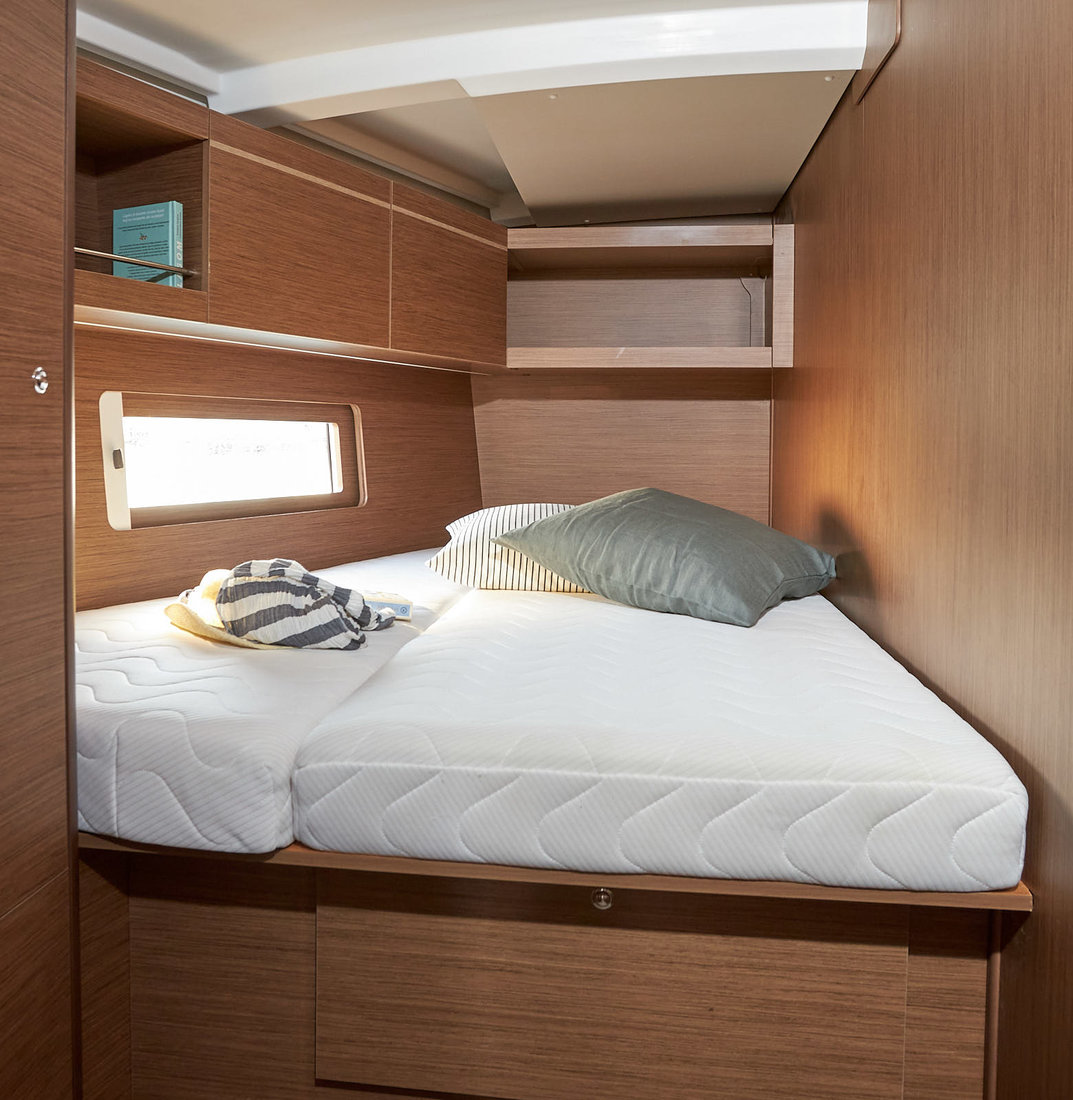 Oceanis 46.1 First Line - 5 cab. (Mila 8)  - 12