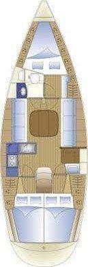 Bavaria 36 Cruiser (Dolkar)  - 1