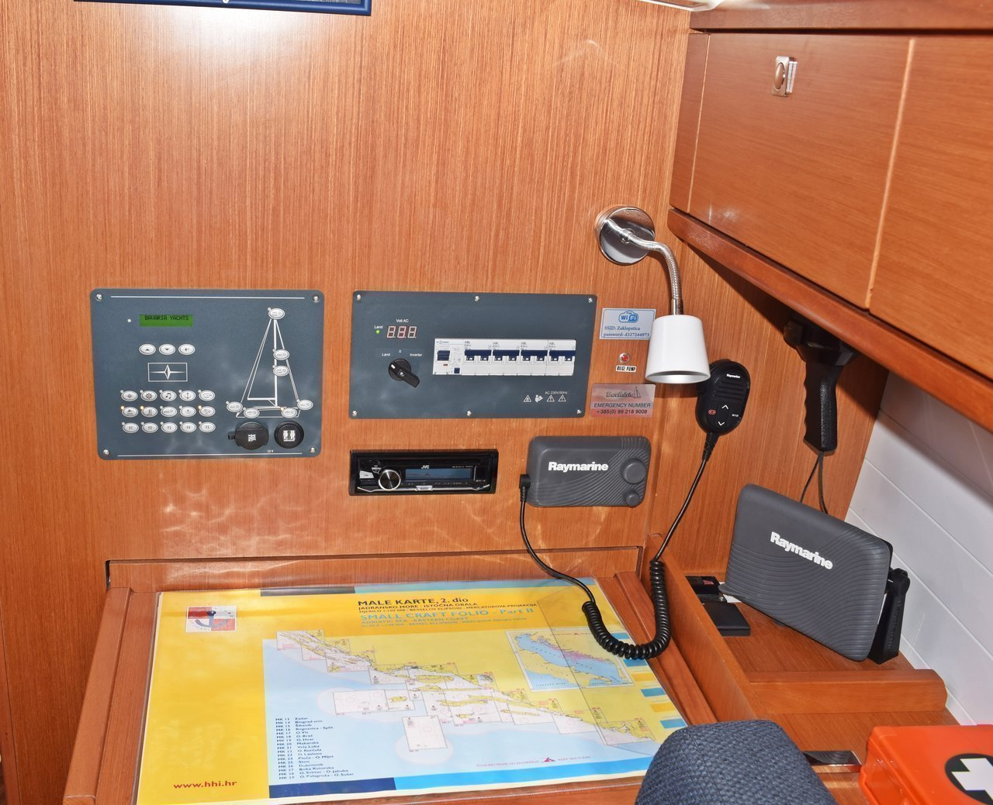 Bavaria Cruiser 37 - 3 cab. (Šešula)  - 12