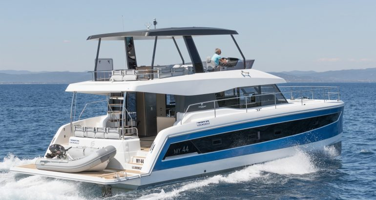 Fountaine Pajot MY 44 - 3 + 1 cab. (Endless Beauty)  - 0