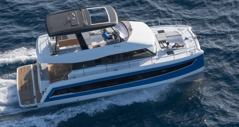 Fountaine Pajot MY 44 - 3 + 1 cab. (Endless Beauty)  - 1