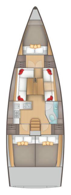 Salona 380 (Navis Celere)  - 1