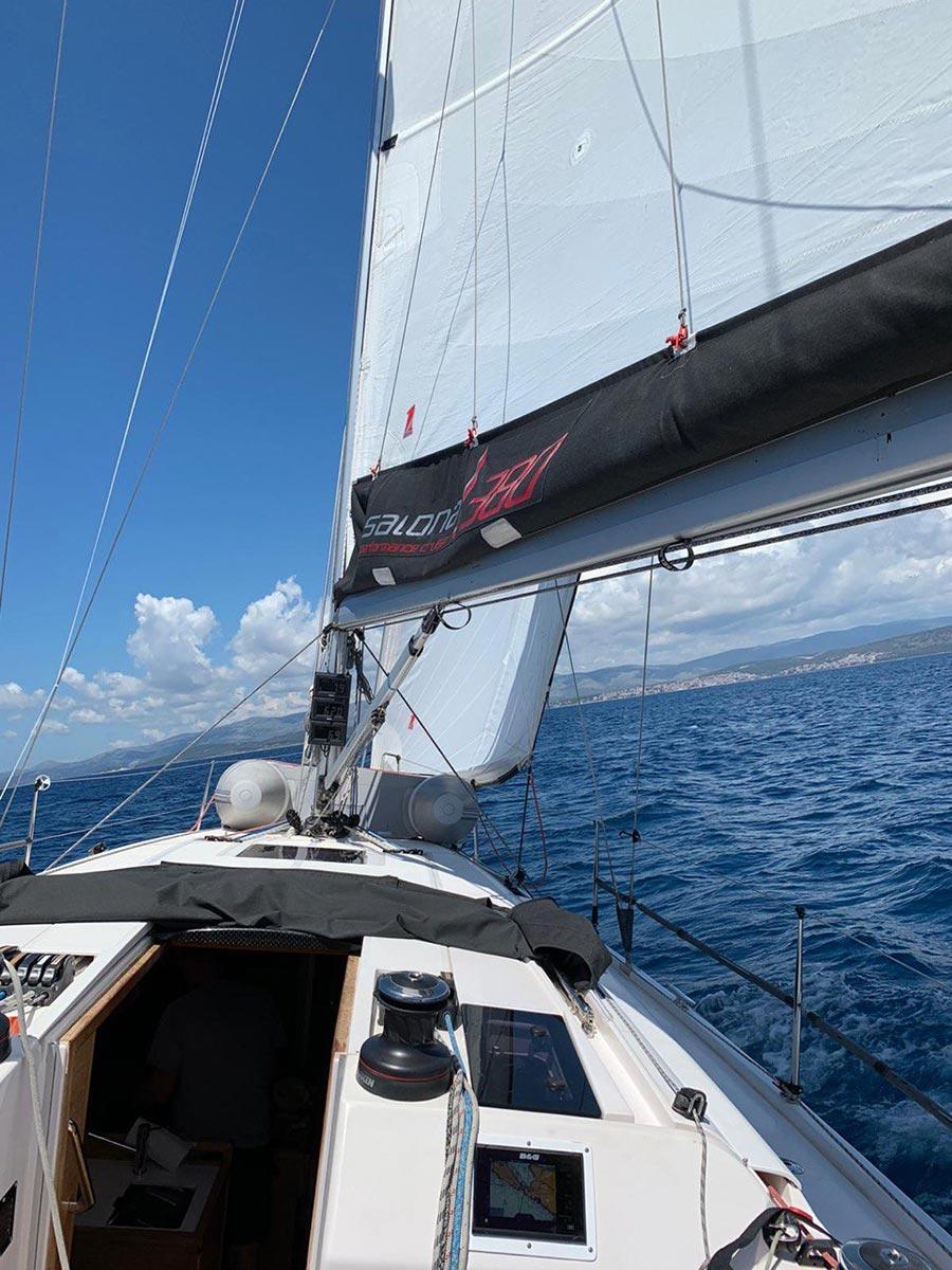 Salona 380 (Navis Celere)  - 6