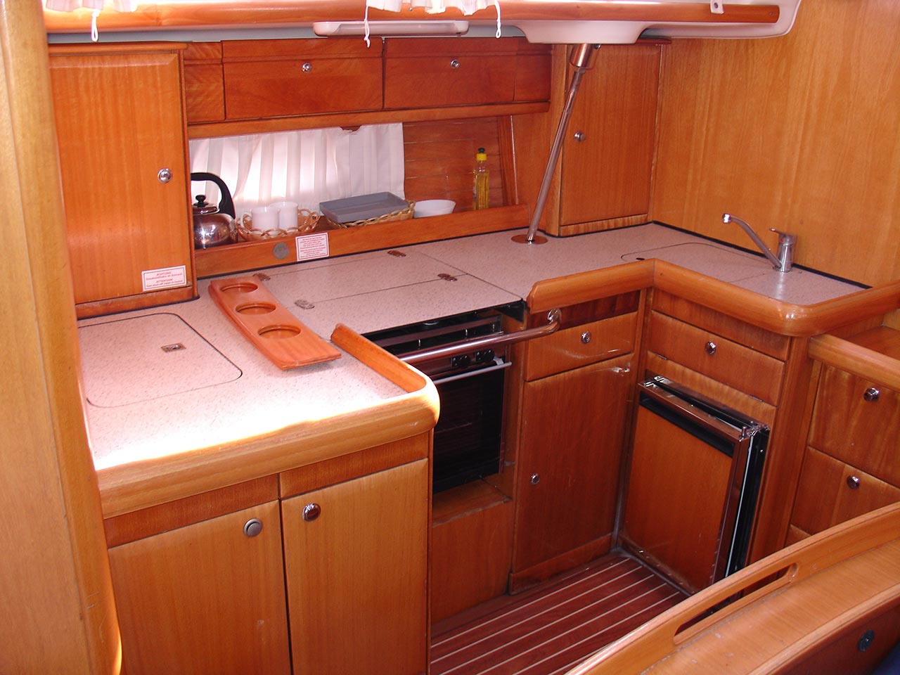 Bavaria 46 Cruiser (Mango)  - 4