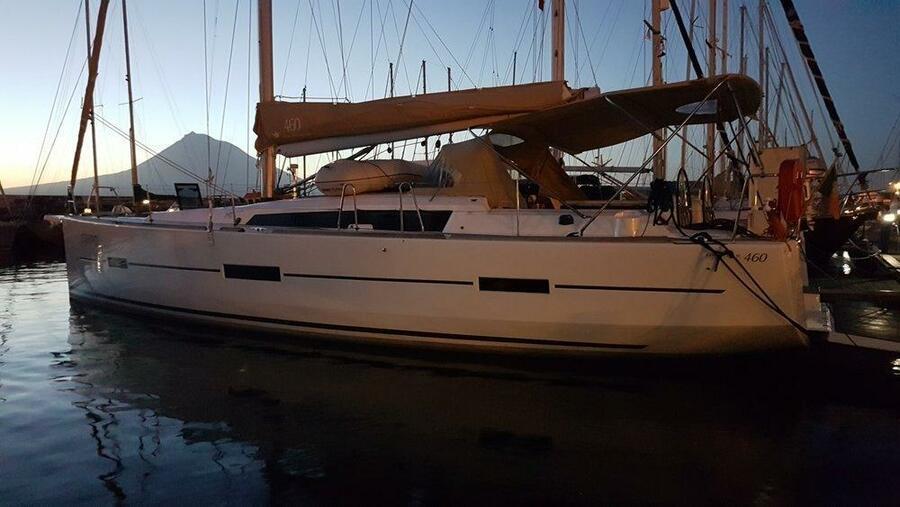 Dufour 460 GL (Strappo)  - 0