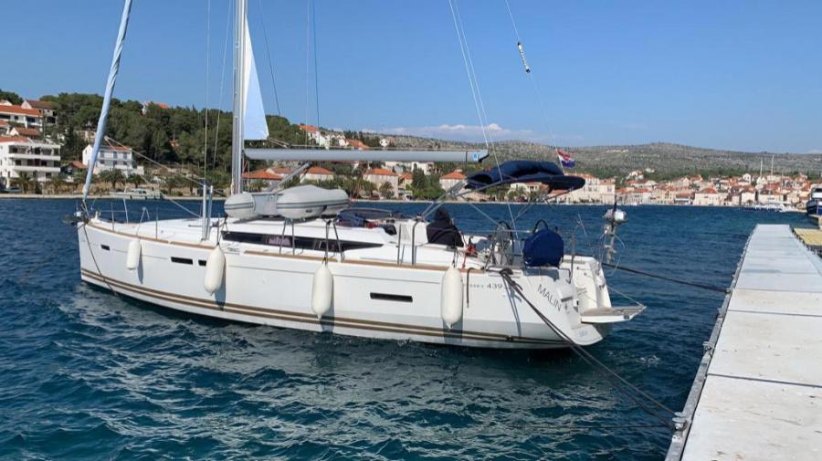 Sun Odyssey 439 (Malin)  - 3