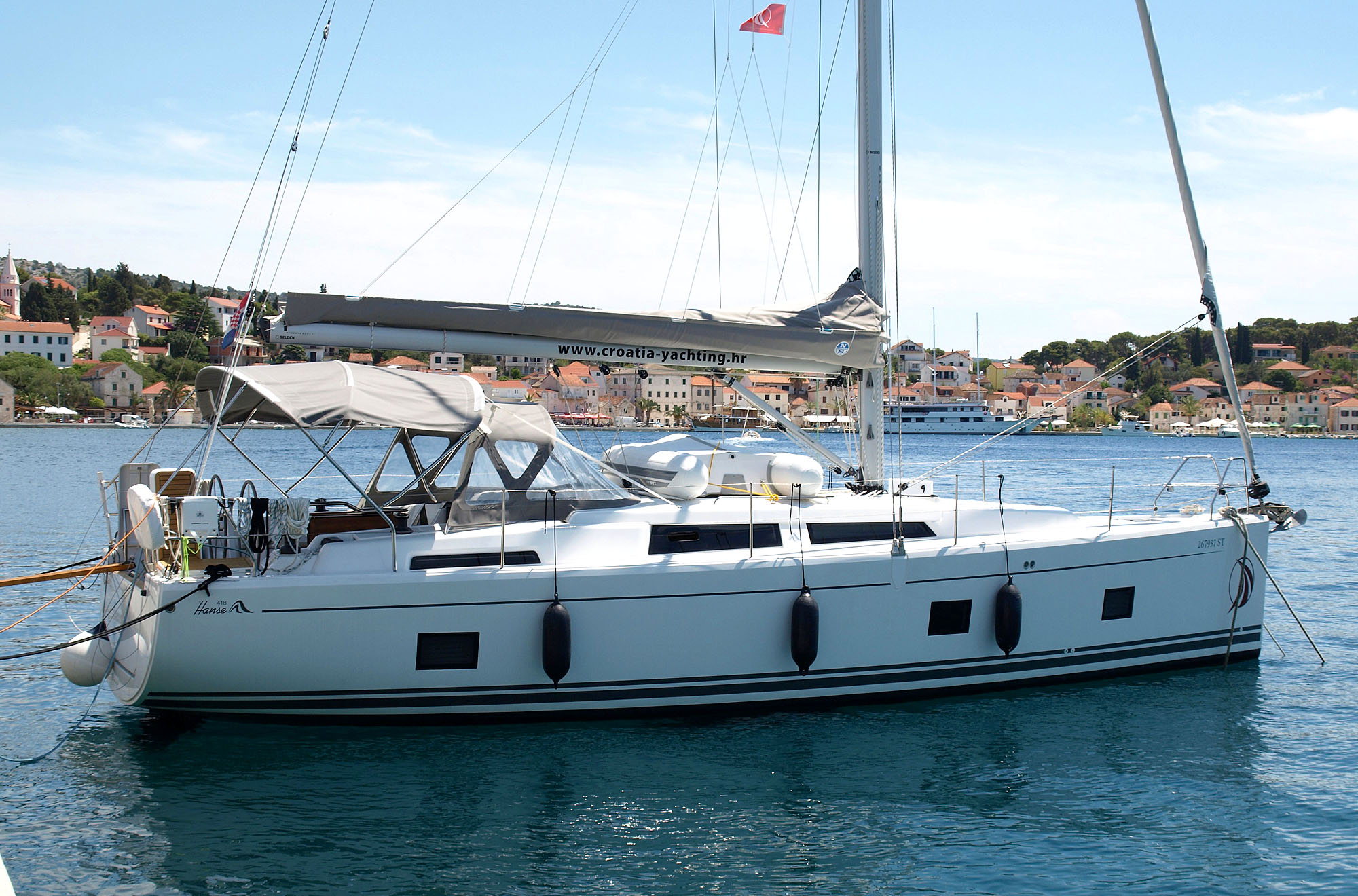 Hanse 418 - 3 cab. (Diamante)  - 2