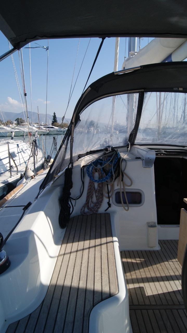 Oceanis 37 (Julie)  - 3