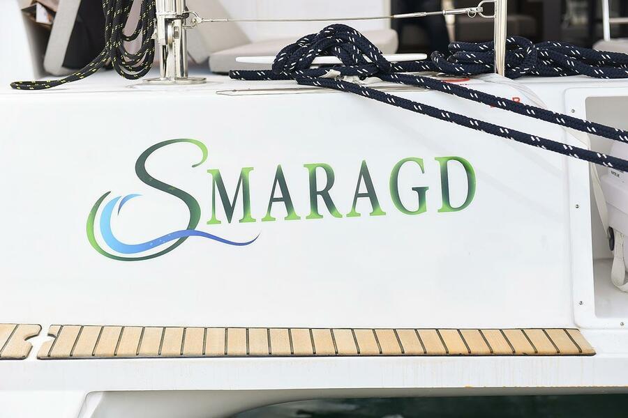 Lagoon 42 - 4 + 2 cab. (Smaragd)  - 14