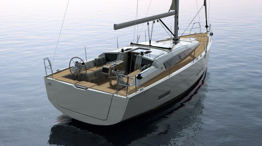 Dufour 390 GL (Artemis)  - 2