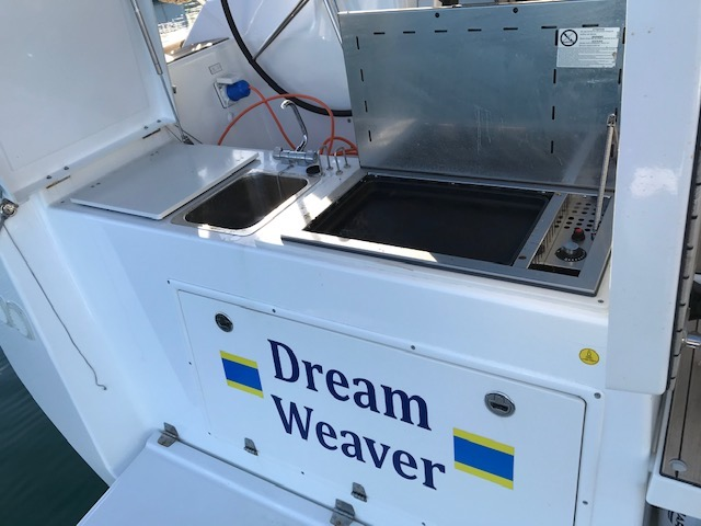 Dufour 460 GL (Dream Weaver)  - 3