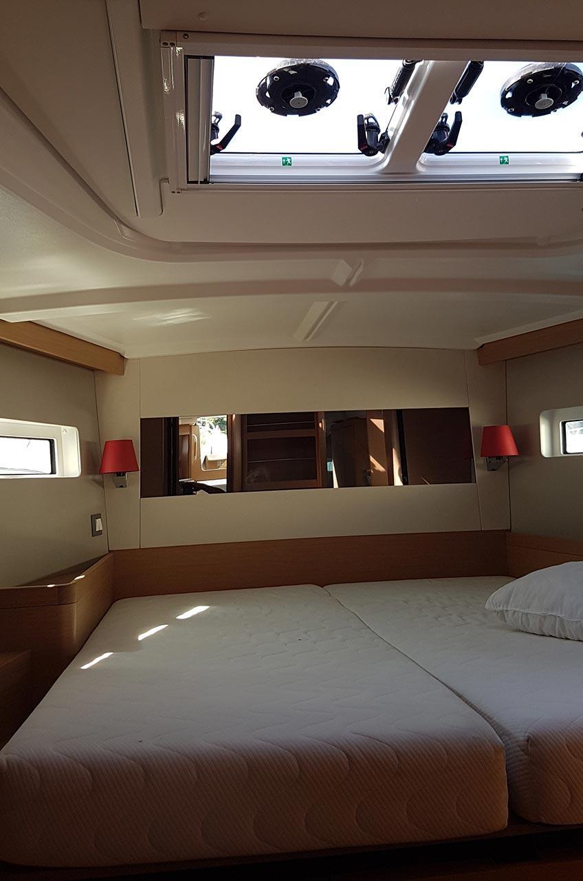 Bavaria Cruiser 46 - 4 cab. (4-FRIENDS)  - 10