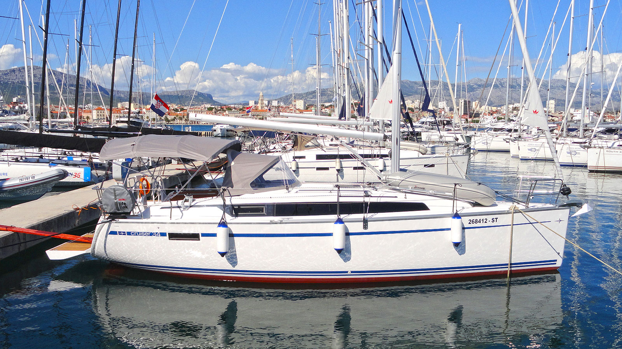 Bavaria Cruiser 34 (Artina)  - 6