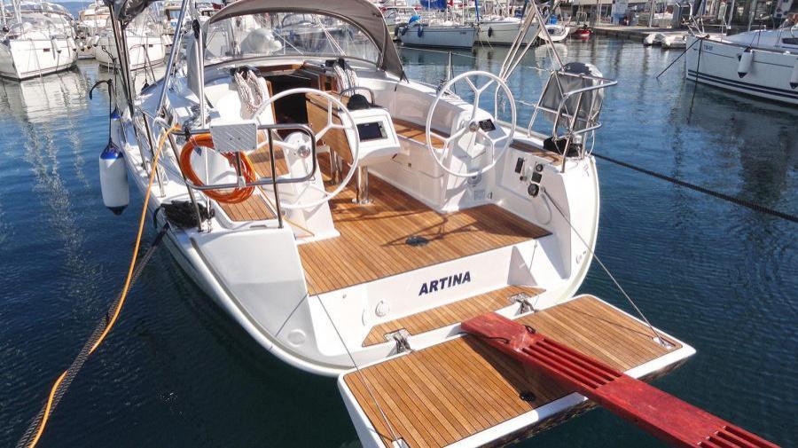 Bavaria Cruiser 34 (Artina)  - 9