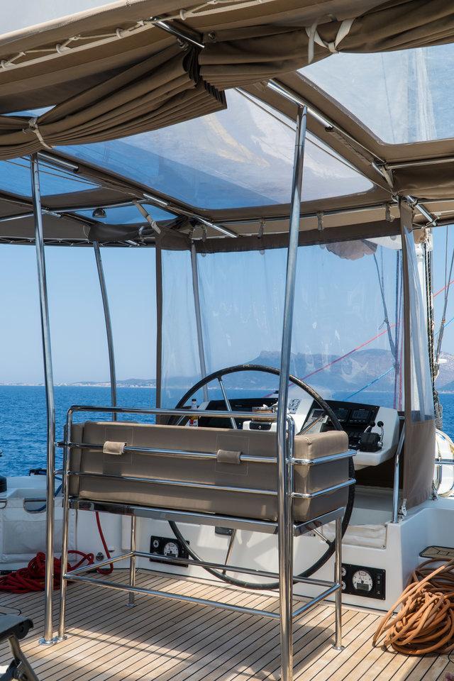 Lagoon 560 - 5 cab. (Blue Ocean)  - 11