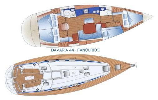 Bavaria 44 (Fanourios)  - 8