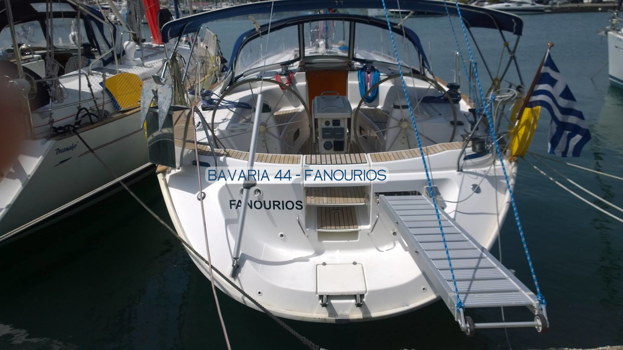 Bavaria 44 (Fanourios)  - 10