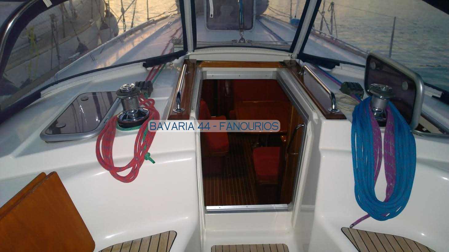 Bavaria 44 (Fanourios)  - 12
