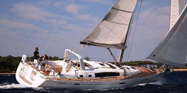 Oceanis 50 Family - 5 + 1 cab. (La Stella)  - 0
