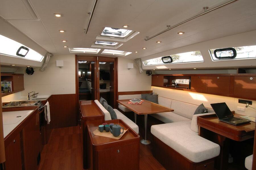 Oceanis 50 Family - 5 + 1 cab. (La Stella)  - 2