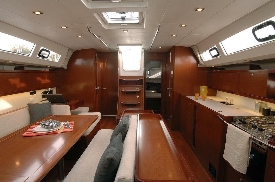 Oceanis 50 Family - 5 + 1 cab. (La Stella)  - 3