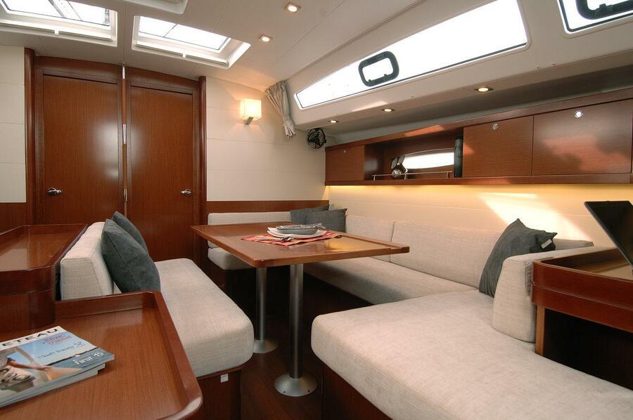 Oceanis 50 Family - 5 + 1 cab. (La Stella)  - 5