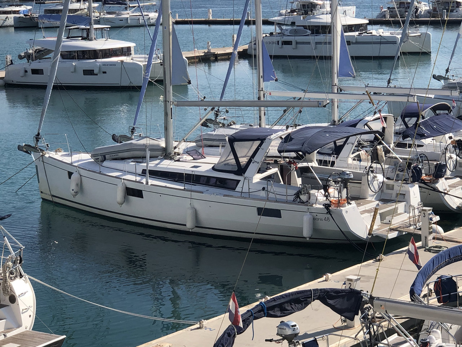 Oceanis 48 - 5 cab. (Athena)  - 2