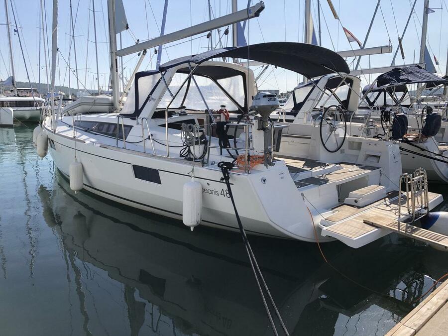 Oceanis 48 - 5 cab. (Athena)  - 3