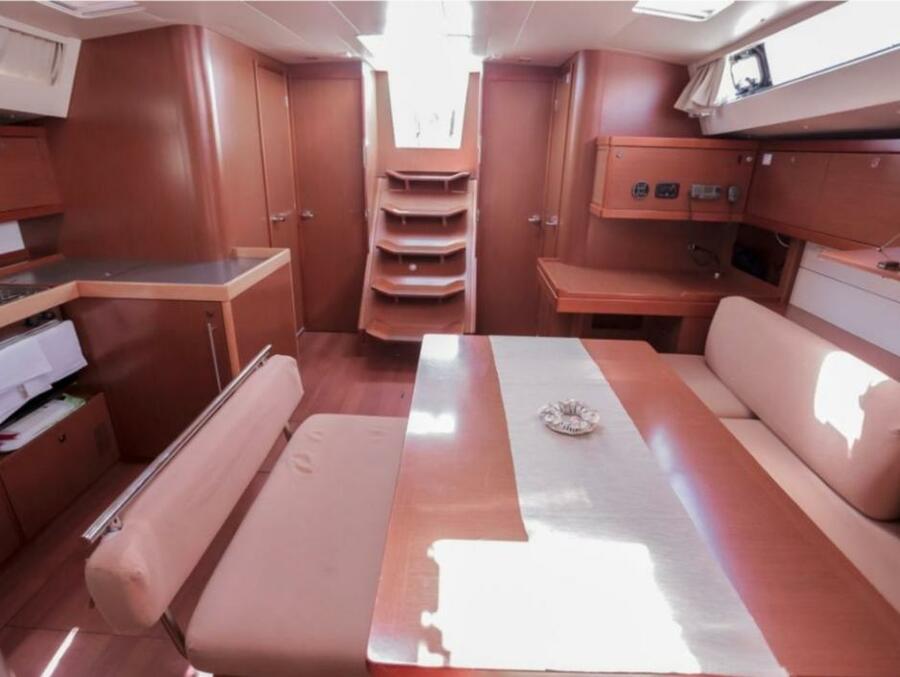 Oceanis 48 - 5 cab. (Athena)  - 6