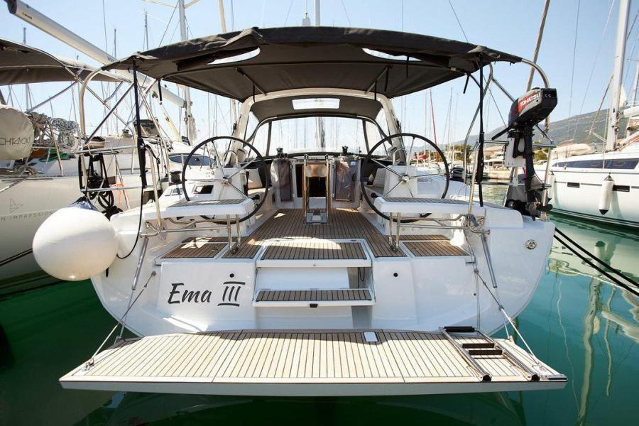 Oceanis 41.1 (Ema III)  - 0