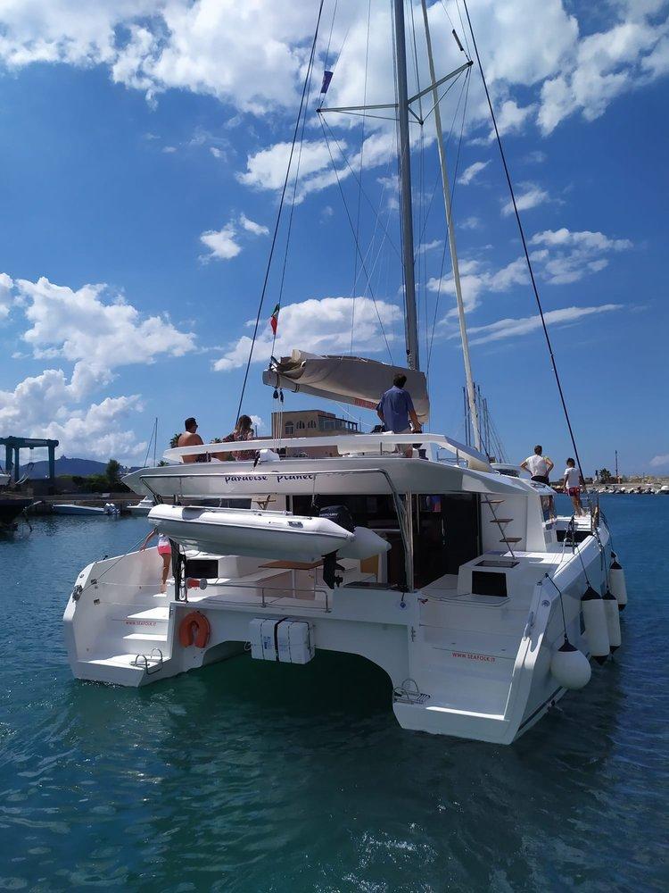 Dufour 48 Catamaran - 4 + 1 cab. (Paradise Planet)  - 0