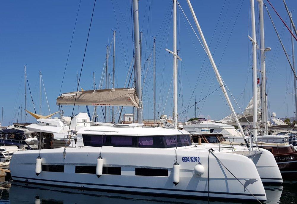 Dufour 48 Catamaran - 4 + 1 cab. (Paradise Planet)  - 2