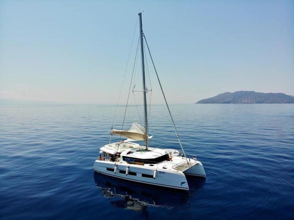 Dufour 48 Catamaran - 4 + 1 cab. (Paradise Planet)  - 3