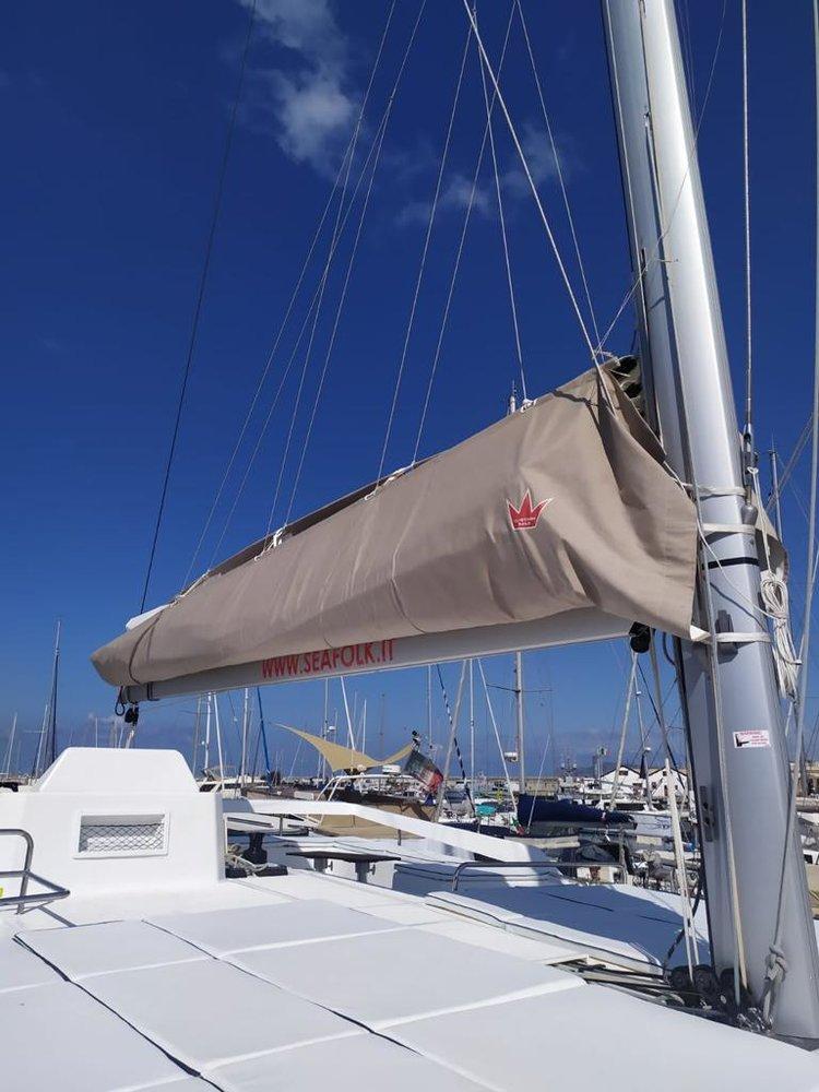 Dufour 48 Catamaran - 4 + 1 cab. (Paradise Planet)  - 4