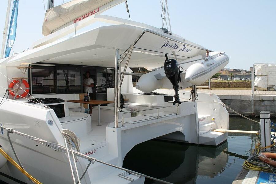 Dufour 48 Catamaran - 4 + 1 cab. (Paradise Planet)  - 5