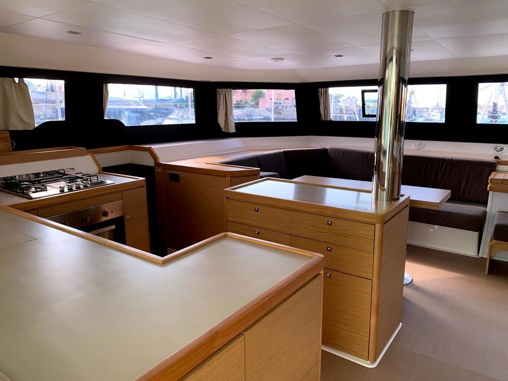Dufour 48 Catamaran - 4 + 1 cab. (Paradise Planet)  - 8