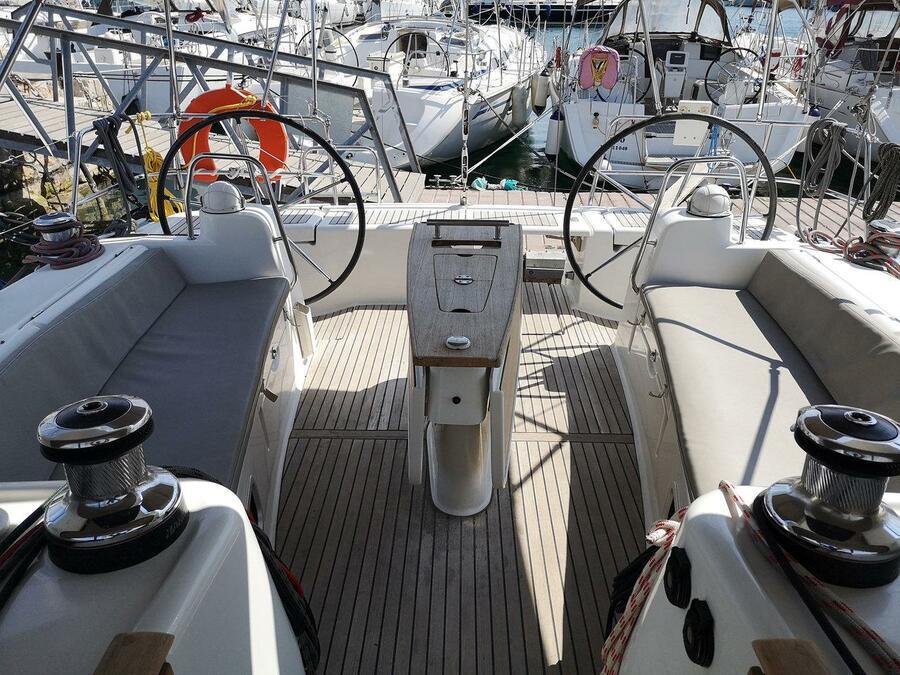 Oceanis 50 - 5 + 1 cab. (Gilda)  - 4
