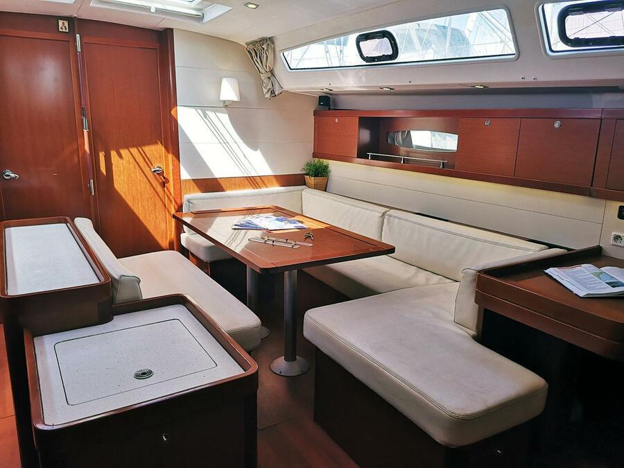 Oceanis 50 - 5 + 1 cab. (Gilda)  - 6