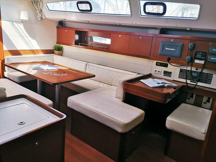 Oceanis 50 - 5 + 1 cab. (Gilda)  - 7